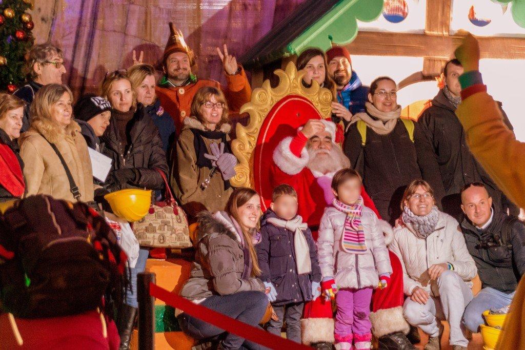 Casa di Babbo Natale nella Grotta