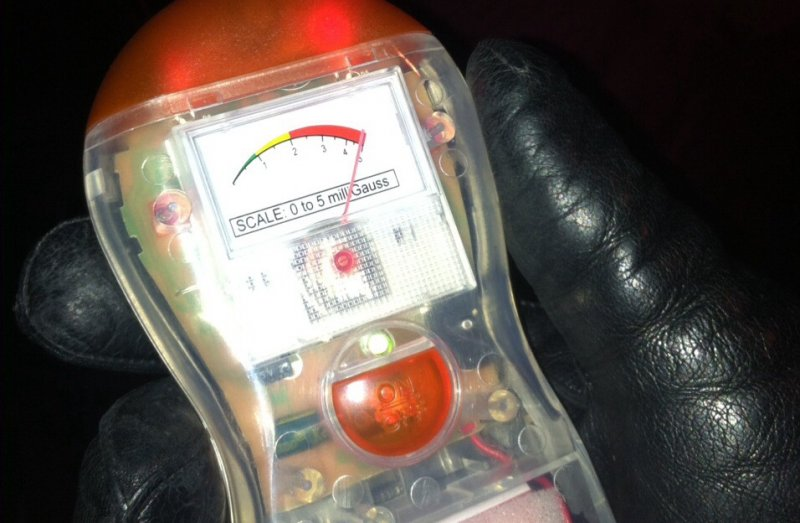 Use EMF Ghost Meters on every Haunted Hometowns ghost tour.