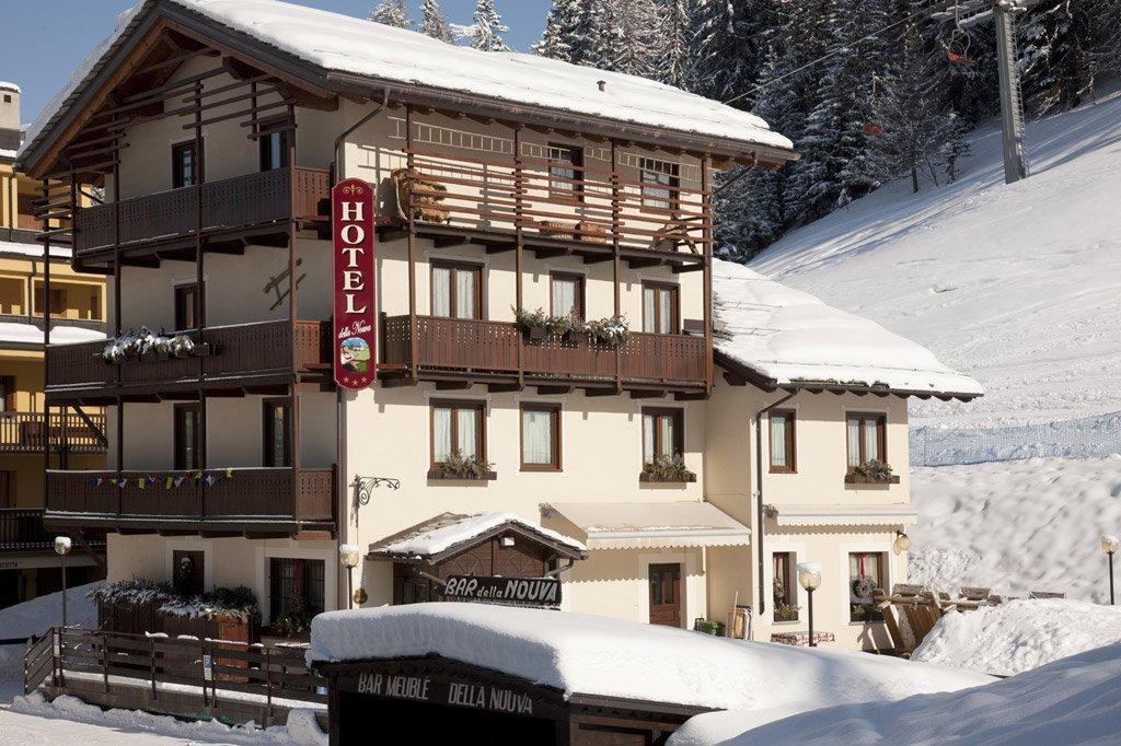 Hotel della Nouva - Sulle piste da sci a Pila