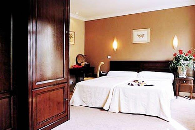 Hotel London - chambre