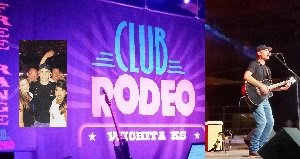 Club Rodeo Free Range Bull Series Birthday Bash