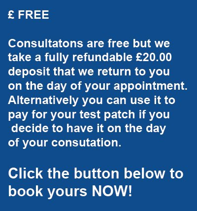 Laser Tattoo Removal Consultation Pricing