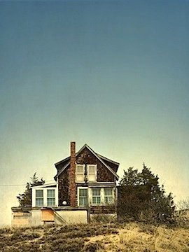 Plum Island House - Digital Image