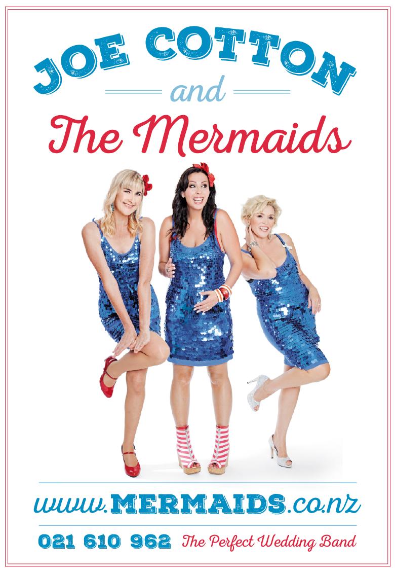 Joe Cotton & The Mermaids