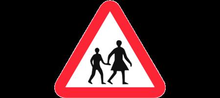 SignsChildrenCrossing