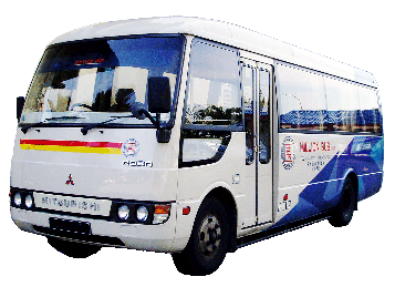 19-Seater bus