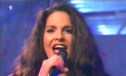 Sängerin aus Köln Grad Prix Vorentscheid - Natalie Moon