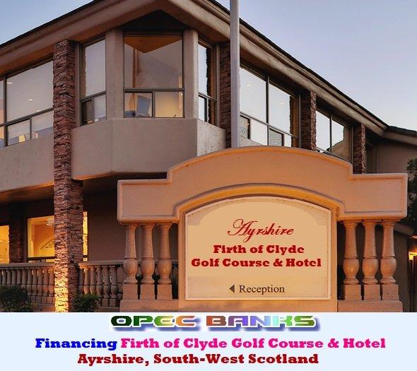 OPEC BANK INTERNATIONAL FINANCE - (Golf Course Finance and Hotel Loan)