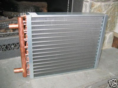Wood Boiler Heat Exchanger