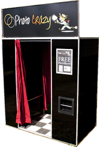 Retro Photo Booth For Hire
