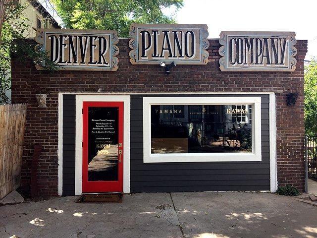 denver piano company