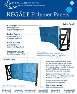 Regale Polymer Panels