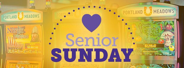 Senior Sunday is Sunday, February 25.