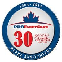 Pro Fleet Care - 30 years of mobile rust control service