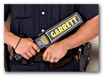 Garrett - Metal Detector1