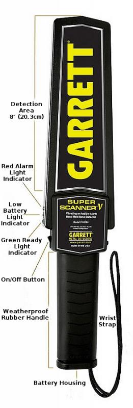 Metal Detector - GARRETT