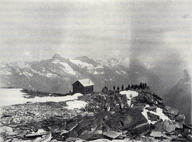 Rifugio Quintino Sella (1907)
