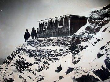 Rifugio Quintino Sella (1855)