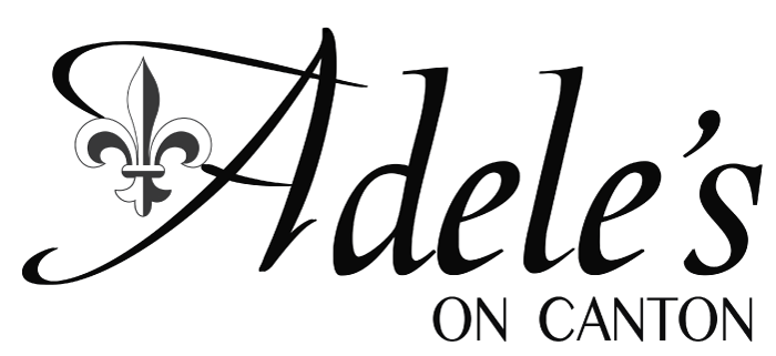 Adele's On Canton logo