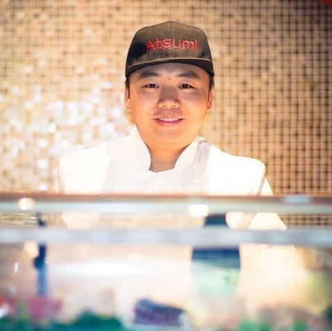 Chef Henrry Zhu