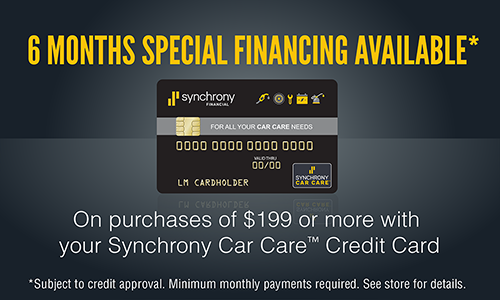 Apply For Snychrony Car Credit