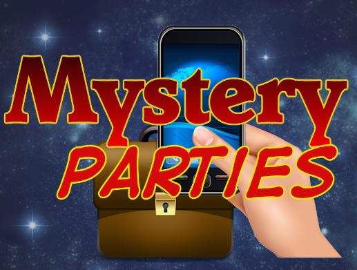 Sharpo Mystery Parties
