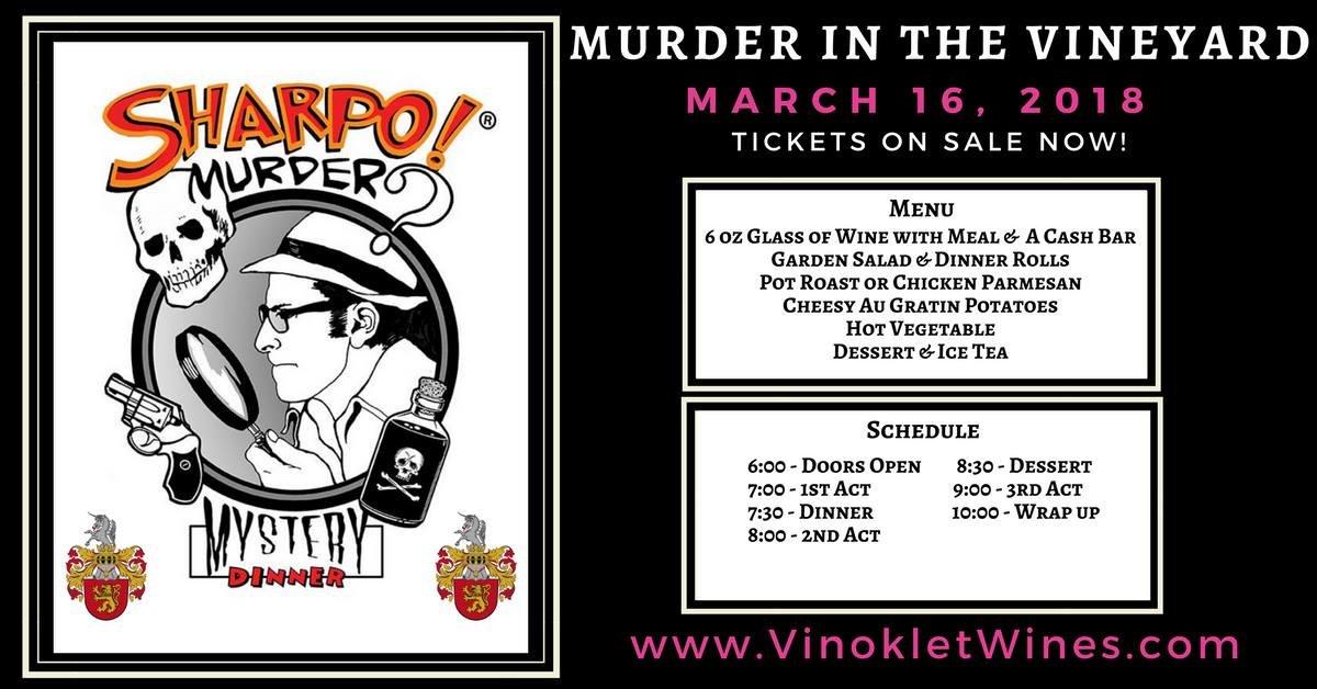 Murder Mystery Dinner In Cincinnati