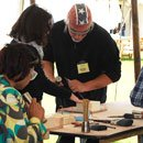 Simon Keeley workshop at the Living Crafts Hatfield House