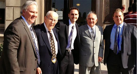 Sanford A. Kassel, Philip Kassel, Gavin P. Kassel, Joseph A. Katz, Gregory H. Kassel