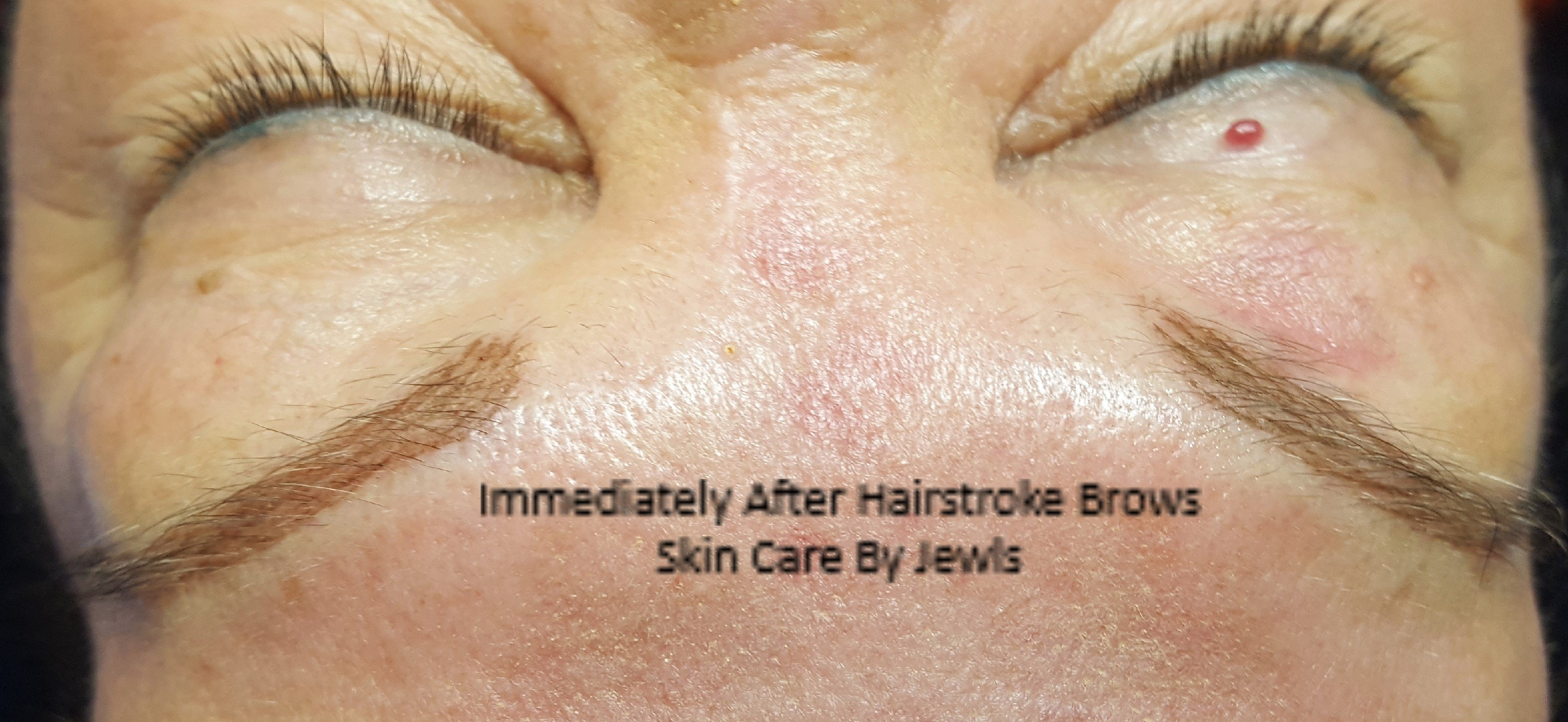 Digital Microblading Hairstroke Brows