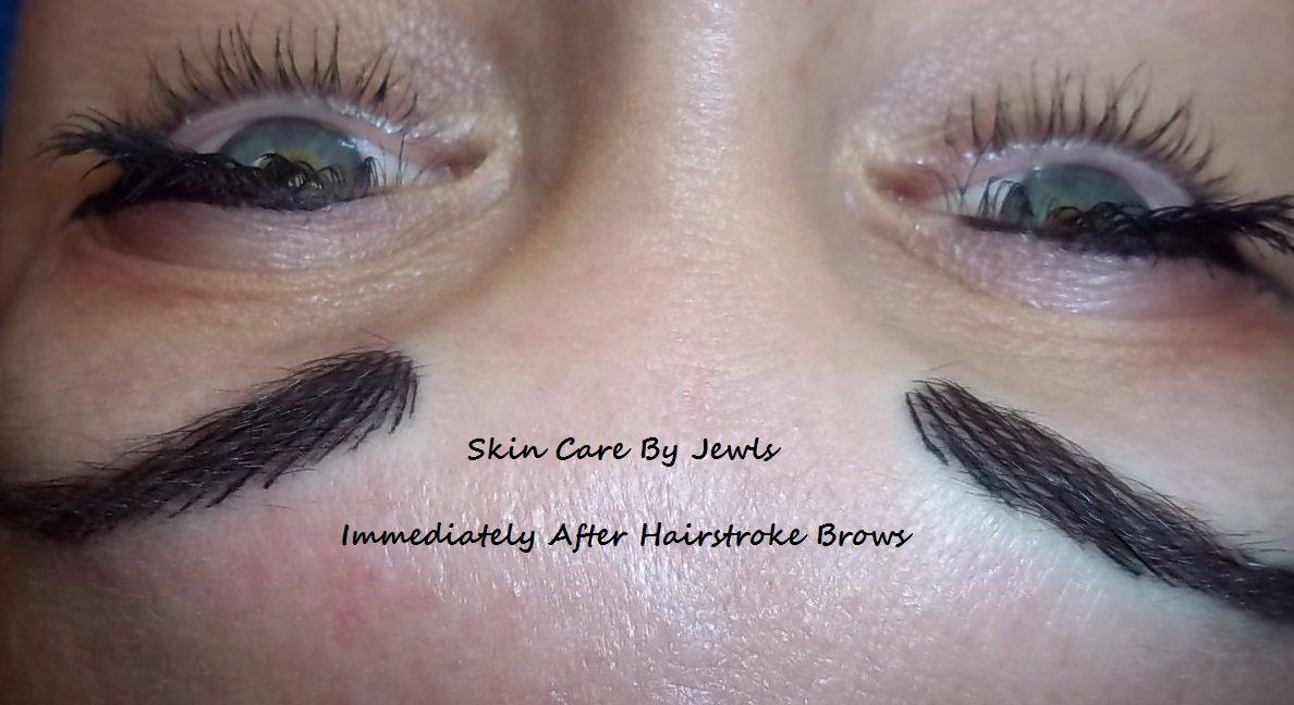 Hairstroke Brows - Permanent Makeup Lakewood Ranch, Sarasota, Bradenton, Tampa