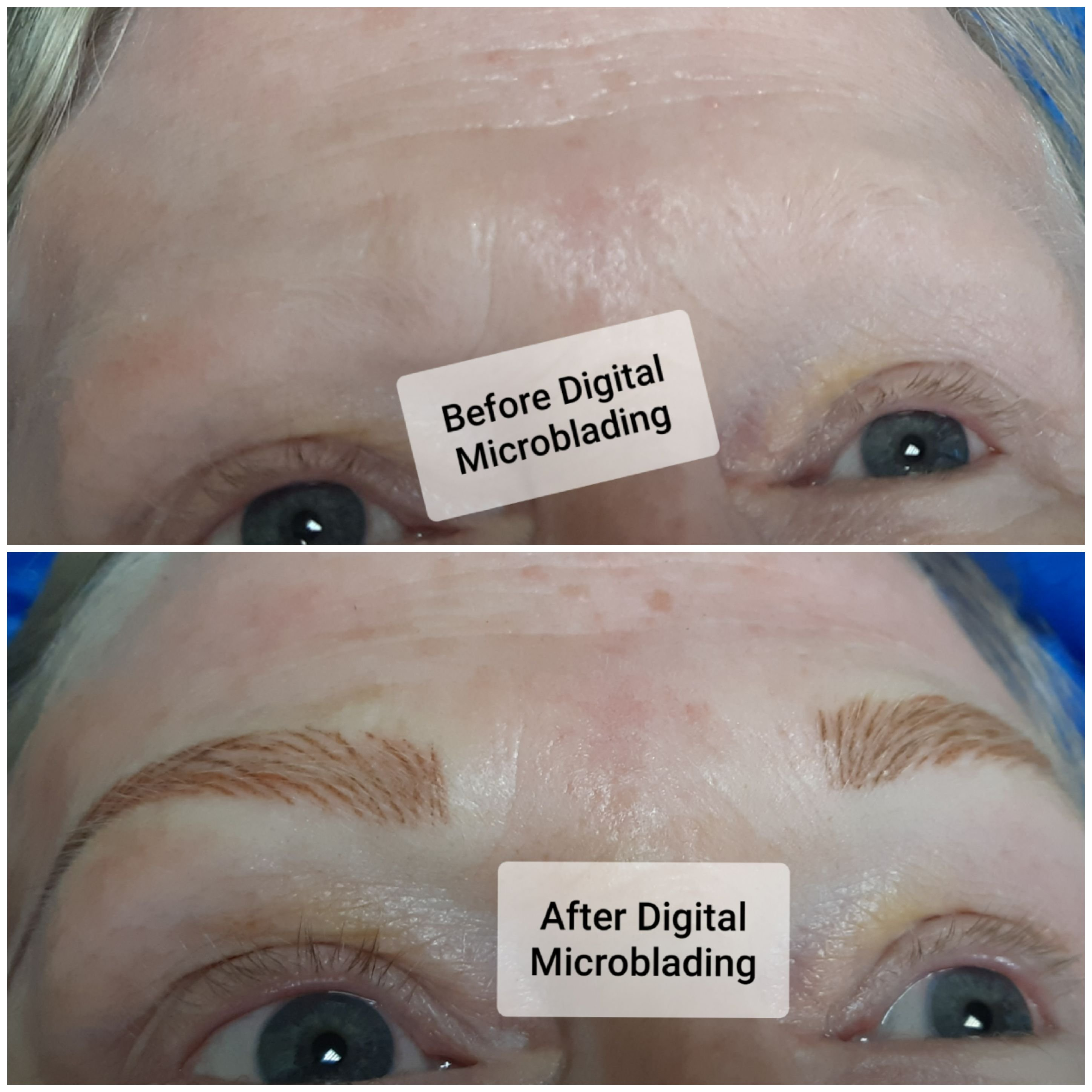 Microblading - Digital Hairstrokes Lakewood Ranch Sarasota Bradenton