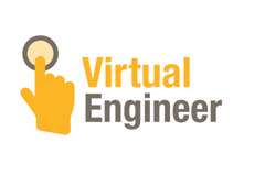 Virtual Engineer Logo