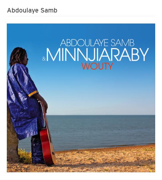 Abdoulaye Samb Minnjiaraby
