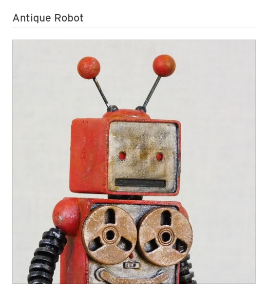 Antique Robot