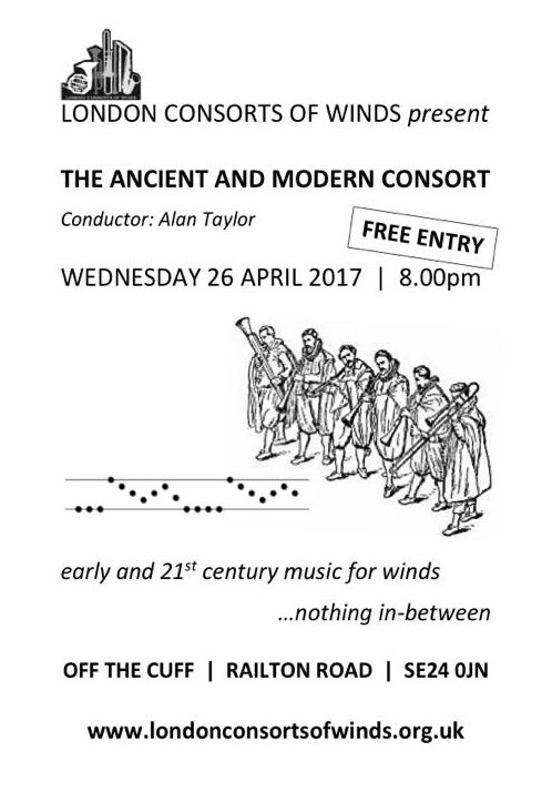 Live Consort of Winds