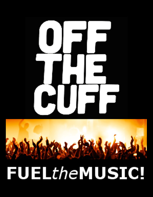 FUEL THE MUSIC!