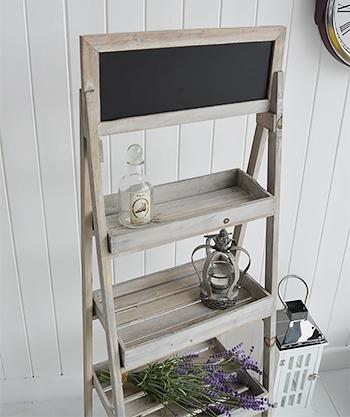 Montauk Wooden Shelf - Shelves for cottages