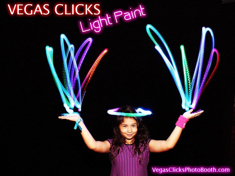 Light Paint Photo Booth