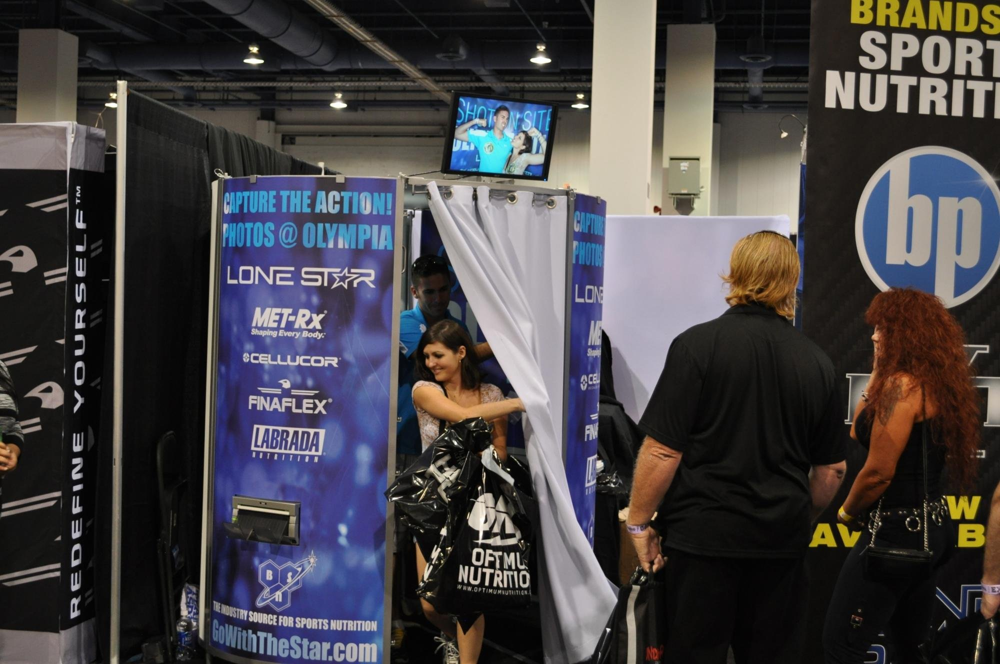 Photo Booth Trade Shows Conventions
