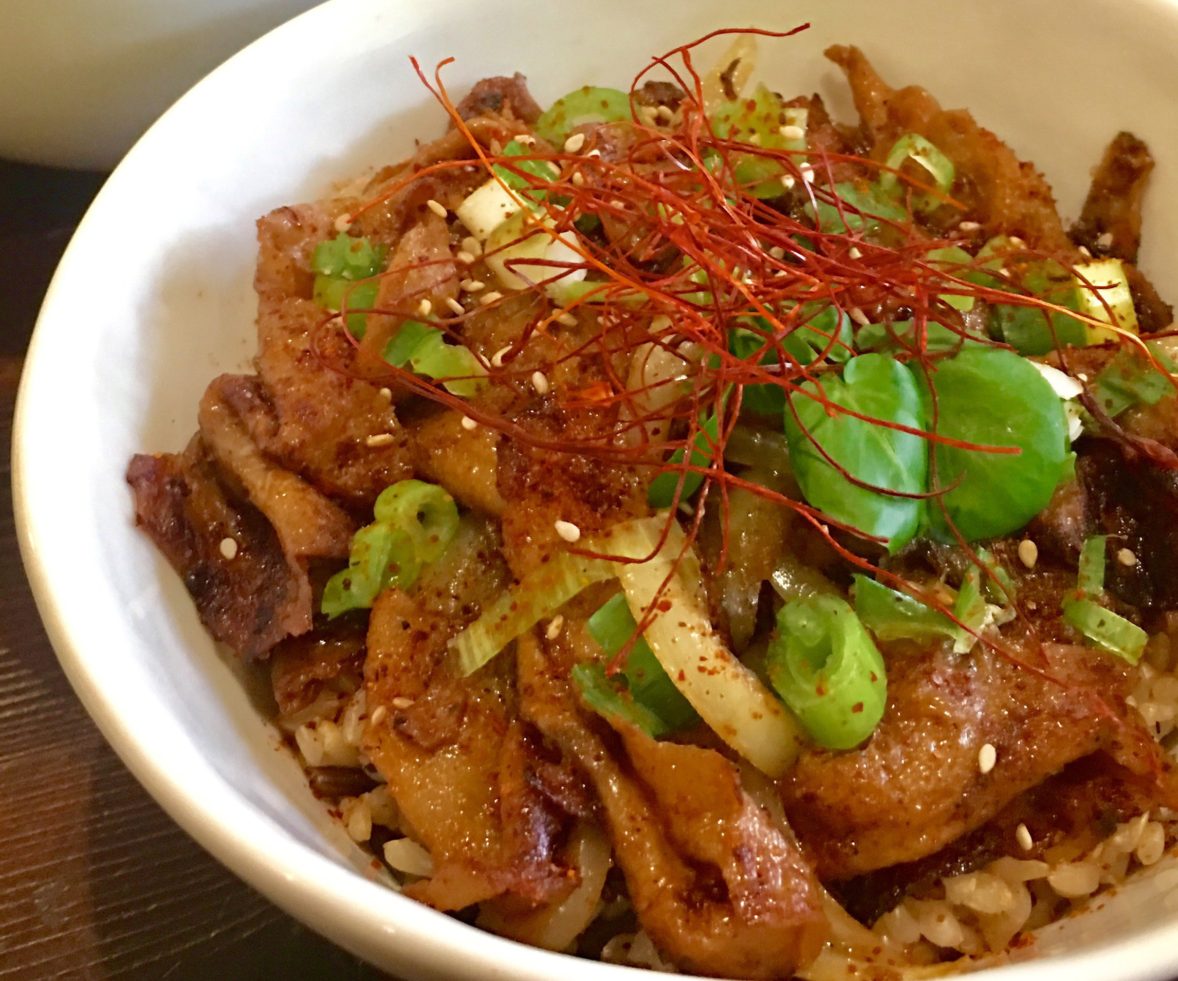 Kobe BBQ Bowl