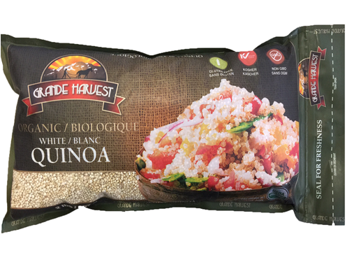 Organic Quinoa White