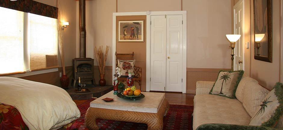 calistoga bed and breakfast inn