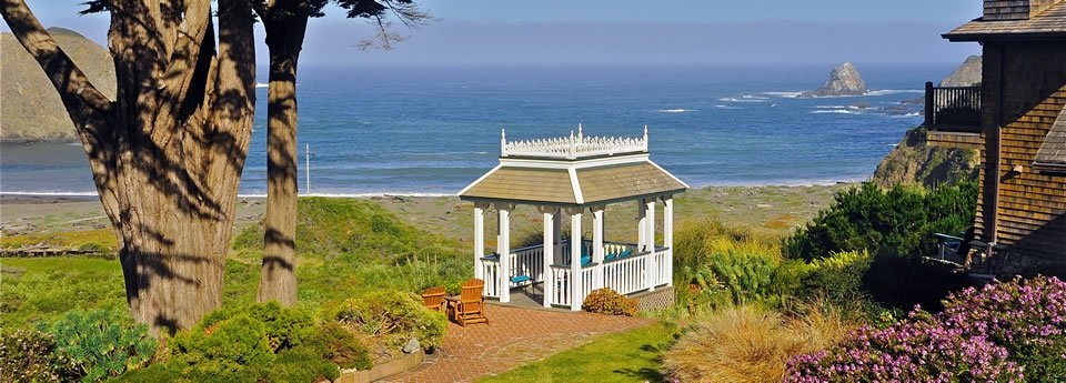 bed and breakfast on the mendocino coast