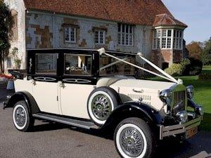 Viscount 7 seat vintage limousine