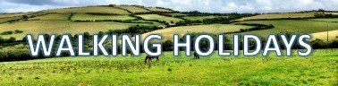 walking holidays exmoor devon