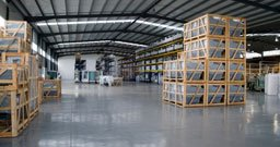 Commercial cleaning and janitorial services for cleaning warehouses