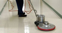 Floor coating, waxing, and cleaning services