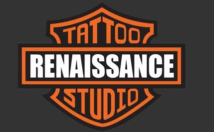 Renaissance Tattoo Harley Davisdon Logo