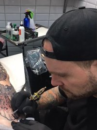 Pete B, Tattoo Artist at Renaissance Tattoo